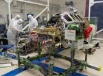 LADEE undergoing testing. Credits: NASA