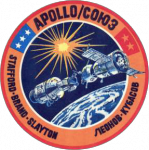 The Apollo-Soyuz mission patch. Credits: NASA