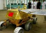 A lunar rover proposal from the Shanghai Spaceflight Agency and others. Credits: China Daily