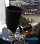 The ILO-X Lunar Telescope. Credits: Moon Express
