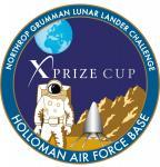 Northrop Grumman Lunar Lander Challenge Logo. Credits: X Prize