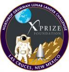 X Prize Northrop Grumman Lunar Lander Challenge Logo. Credits: X Prize